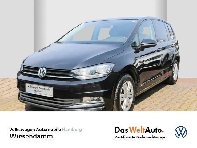 Volkswagen Touran 1.2 TSI Klimaautomatik Sitzhzg vorn EFH Nebelscheinwerfer, Jahr 2016, Benzin