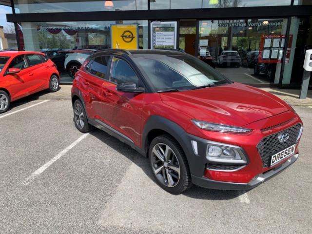 Hyundai Kona Style 2WD 1.0 T-GDI AppleCarPlay AndroidAuto, Jahr 2018, Benzin