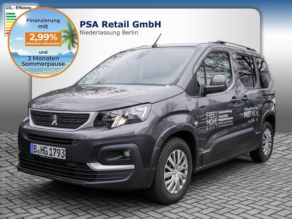 Peugeot Rifter L1 Active PureTech 110, Jahr 2019, Benzin