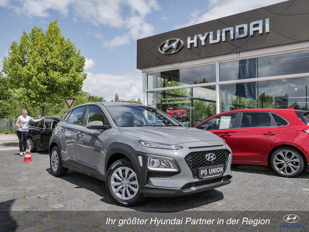 Hyundai Kona 1.0 Pure Klima Spurhalt leas. ab mtl. 169 €, Jahr 2020, Benzin