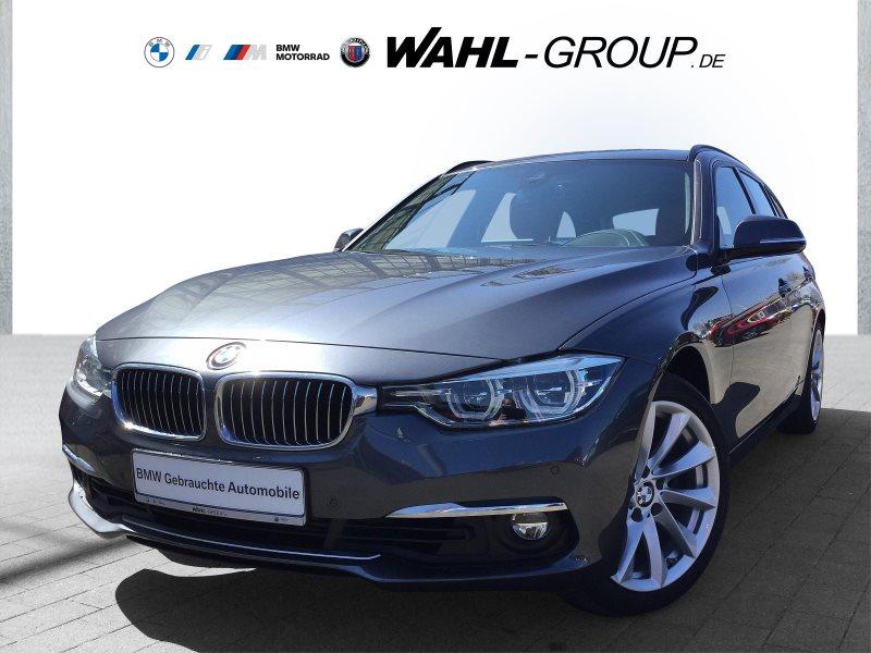 BMW 330d xDrive Touring Luxury Line Head-Up LED AHK, Jahr 2018, Diesel