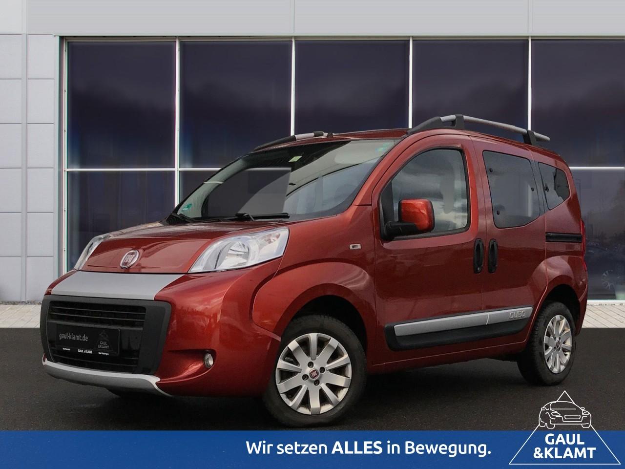 Fiat Qubo 1.3 Multijet 16V Trekking #Tempomat #Klima, Jahr 2014, Diesel