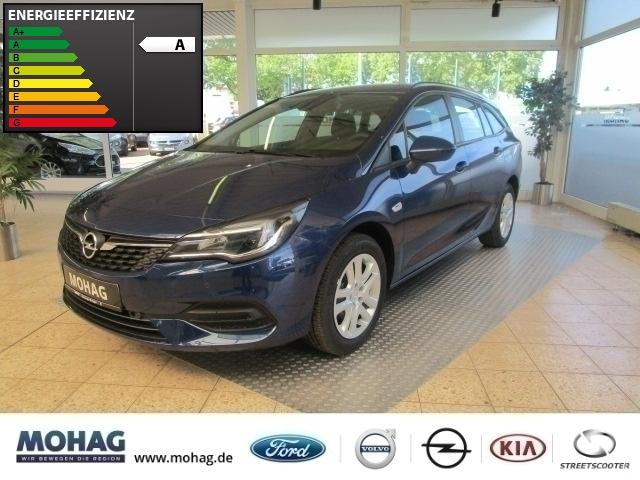 Opel Astra K Sports Tourer Edition 1,2l Turbo *Sitzh.* -EU6d-T-, Jahr 2020, Benzin