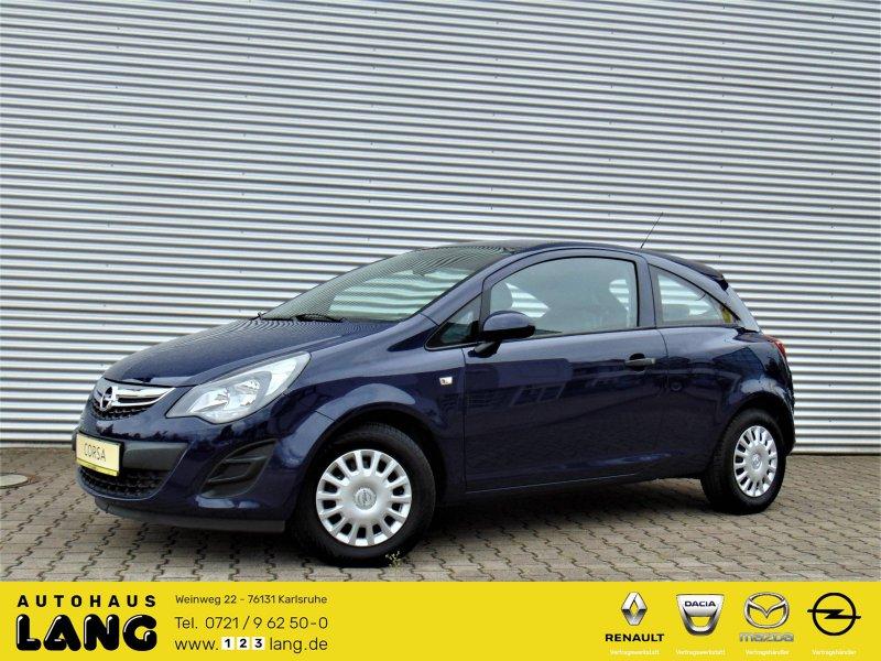 Opel Corsa D Selection 1.2 Klima CD MP3 ESP Radio, Jahr 2014, Benzin