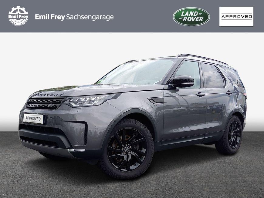 Land Rover Discovery 3.0 Td6 HSE AHK, Black Pack, Jahr 2017, Diesel