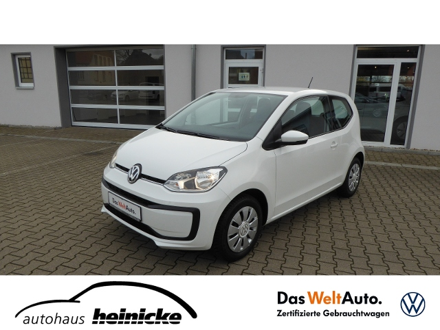 Volkswagen up! MOVE RADIO KLIMA eFH MFA ZV u.v.m., Jahr 2017, Benzin