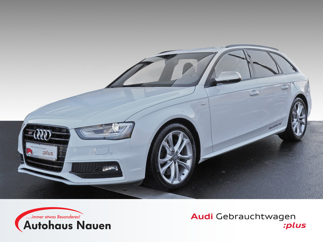 Audi S4 Avant 3.0 TFSI quattro (Standheiz.-S-Sportsitze) Navi Xenon Leder, Jahr 2014, petrol
