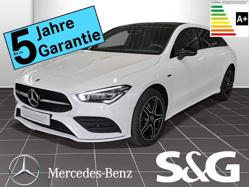 Mercedes-Benz CLA 250 Shooting Brake e AMG EDIT2020 Night+MBUX, Jahr 2020, Hybrid