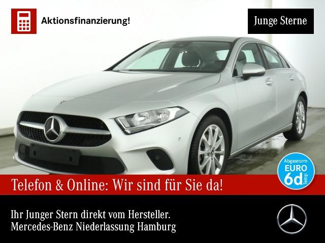 Mercedes-Benz A 200 Limousine Progressive Premium Business, Jahr 2020, Benzin