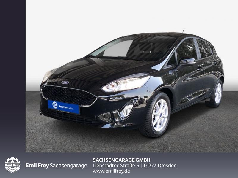Ford Fiesta 1.1 COOL&CONNECT Navi PDC h. Wi-Pa Allw., Jahr 2019, Benzin