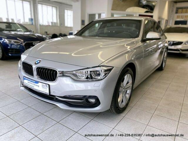 BMW 320d xDrive Sport Line 6-Gang NAVI LED KAMERA, Jahr 2017, Diesel