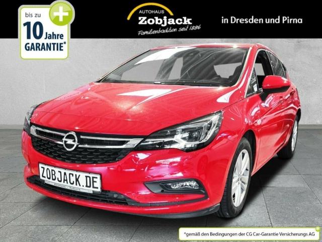 Opel Astra K 5-Türer Innovation 1.4T LED Navi Kamera, Jahr 2017, Benzin