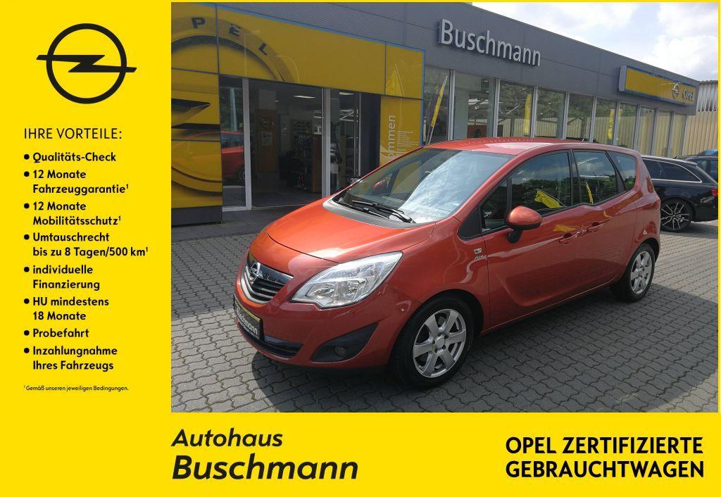 Opel Meriva 1.7 CDTI Edition, Jahr 2013, Diesel