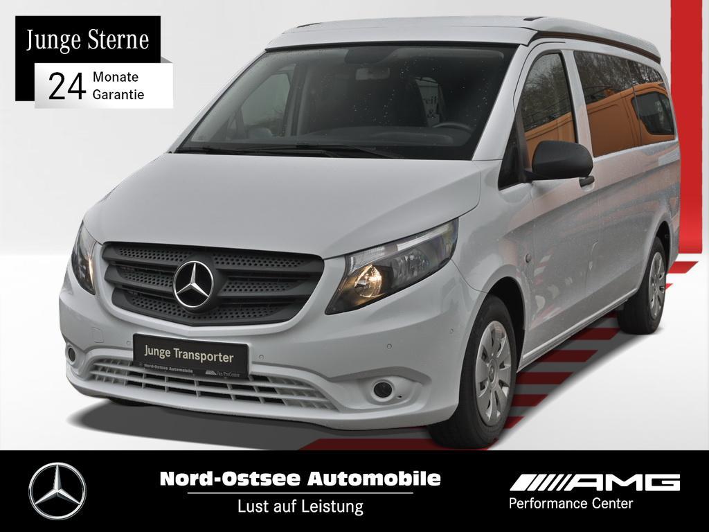 Mercedes-Benz V 200 Marco Polo Activity AHK Tisch 6-Sitze SHZ, Jahr 2016, diesel