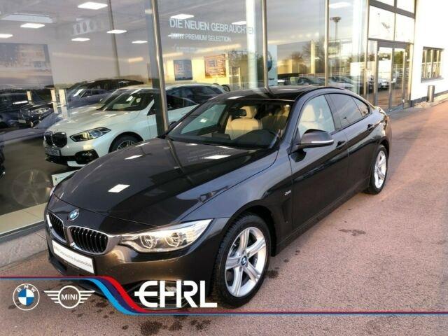 BMW 430d xDrive Gran Coupe/Head-Up/Glasdach/LED, Jahr 2015, Diesel