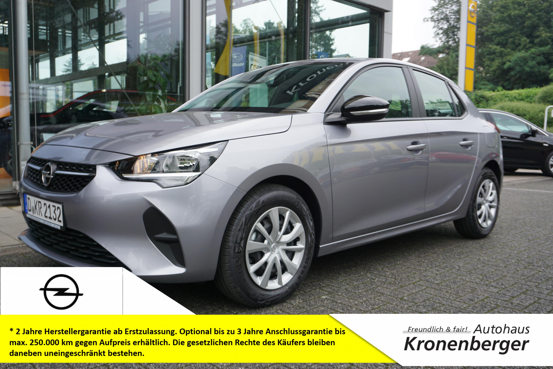 Opel Corsa F 1.2 Edition ISO-FIX Android-Auto, Jahr 2021, Benzin