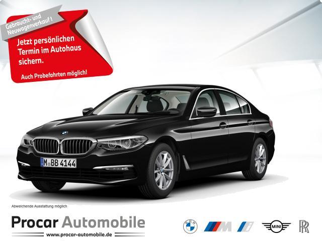 BMW 520d Navi Business Klimaaut. Head-Up Durchlade, Jahr 2018, Diesel