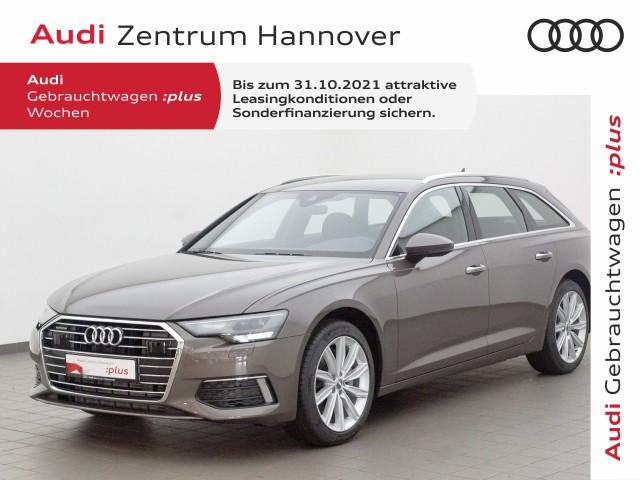 Audi A6 Avant Design 45 TDI qu.Assist. Tour virtual sSitze Leder, Jahr 2020, Diesel