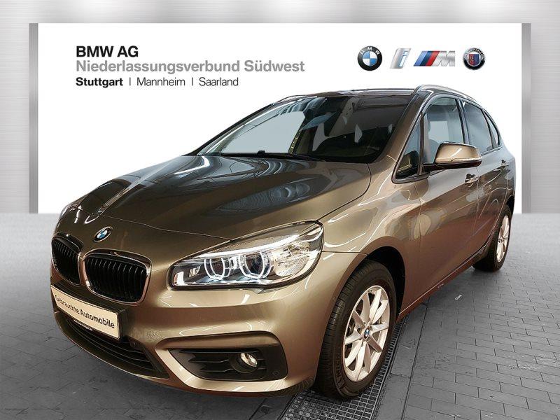 BMW 218i Active Tourer Advantage LED Navi Tempomat, Jahr 2017, Benzin