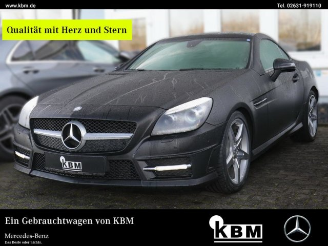 Mercedes-Benz SLK 250 CDI AMG °NAV°AIRSCARF°SOUND°PAN°LED-TFL°, Jahr 2012, diesel