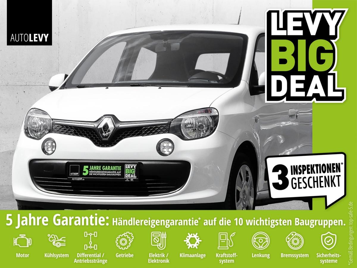 Renault TWINGO SCE 70 EXPRESSION KLIMA*ALLWETTER*, Jahr 2015, Benzin