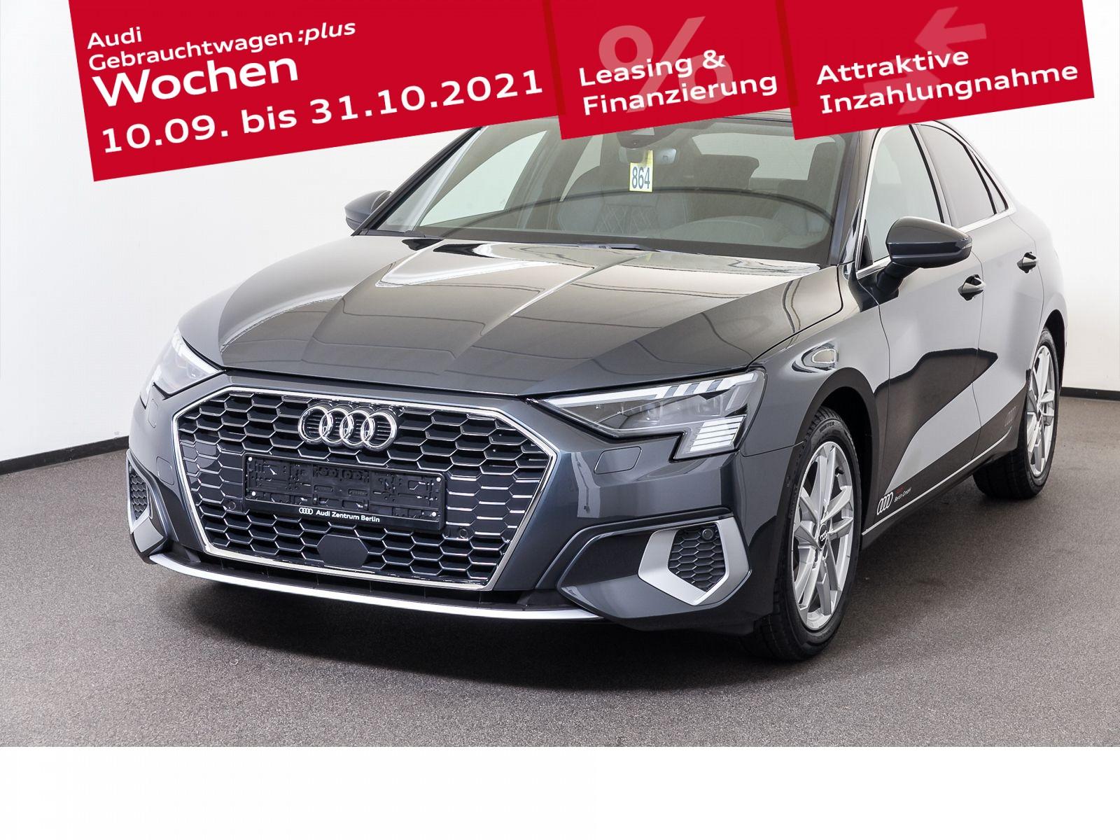 Audi A3 Limousine advanced 35 TFSI S tronic, Jahr 2020, Benzin