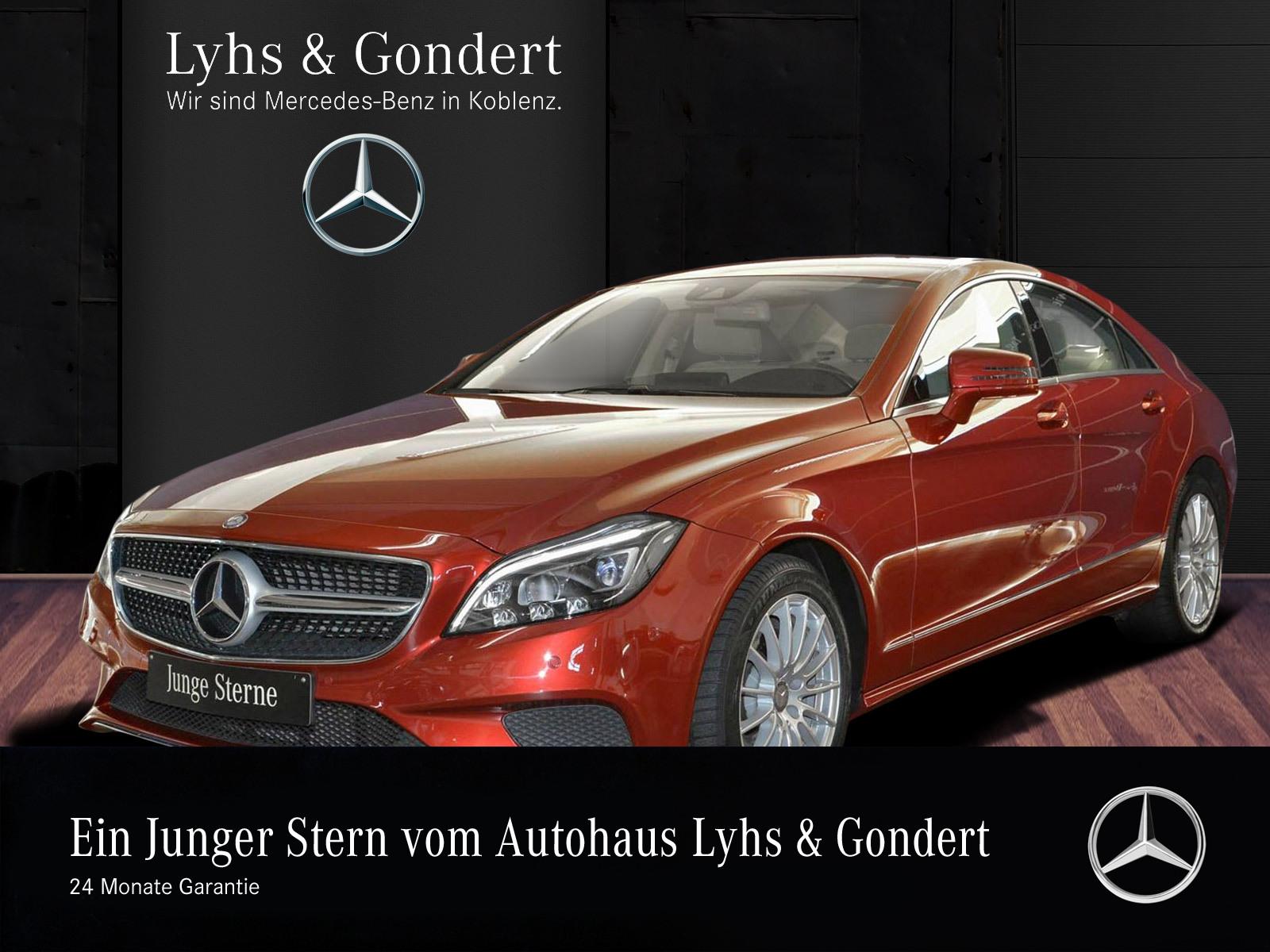 Mercedes-Benz CLS 350 d Comand LED PDC, Jahr 2015, Diesel