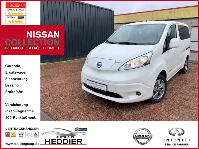 Nissan NV200 finanzieren