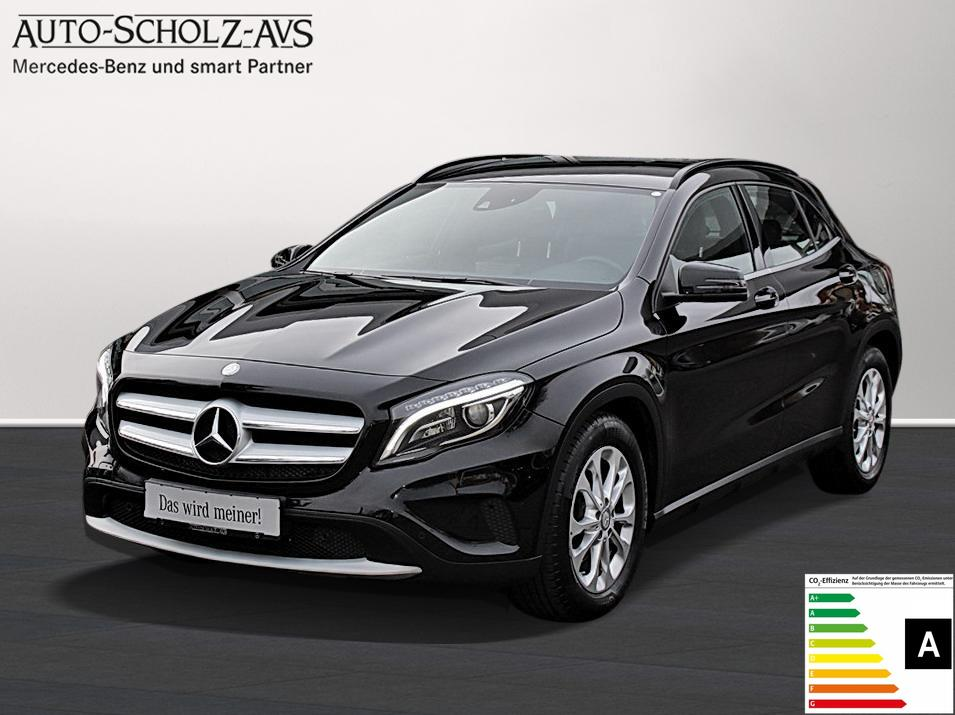 Mercedes-Benz GLA 220 CDI Style 4M Memory Xenon Navi Parkass., Jahr 2014, diesel