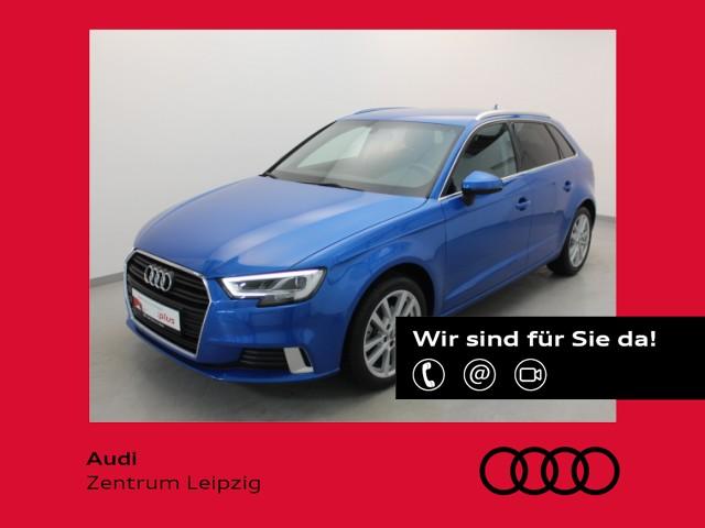 Audi A3 Sportback 1.5 TSI sport S-tronic *LED*Navi*, Jahr 2017, Benzin