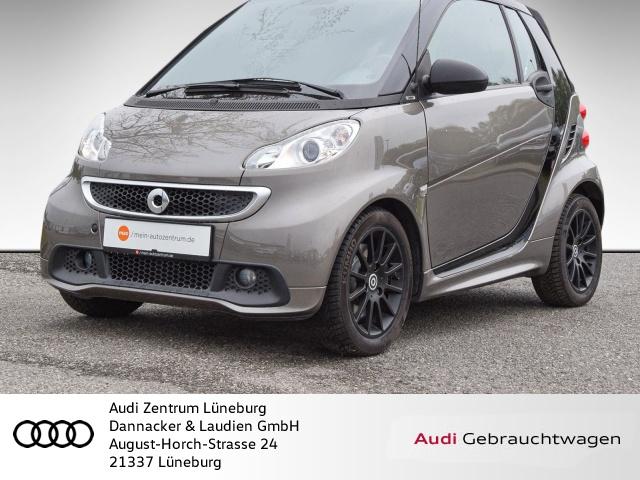 smart Smartfortwo Cabrio mhd pulse Euro 5 Sitzh. Klima, Jahr 2012, Benzin