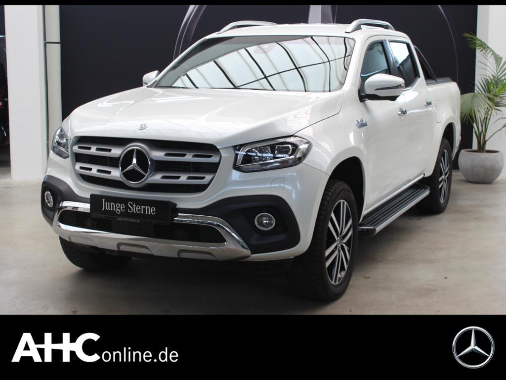 Mercedes-Benz X 350 POWER 4x4 3,5t AHK Rollcover + Styling Bar, Jahr 2019, Diesel