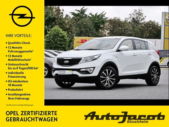 Kia Sportage 1.6 GDI Attract Klimaautom. PDC Sitzhzg, Jahr 2014, Benzin