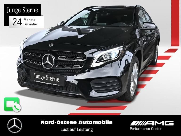 Mercedes-Benz GLA 250 4M PEAK AMG-Line Navi Night 360-Kamera, Jahr 2018, Benzin