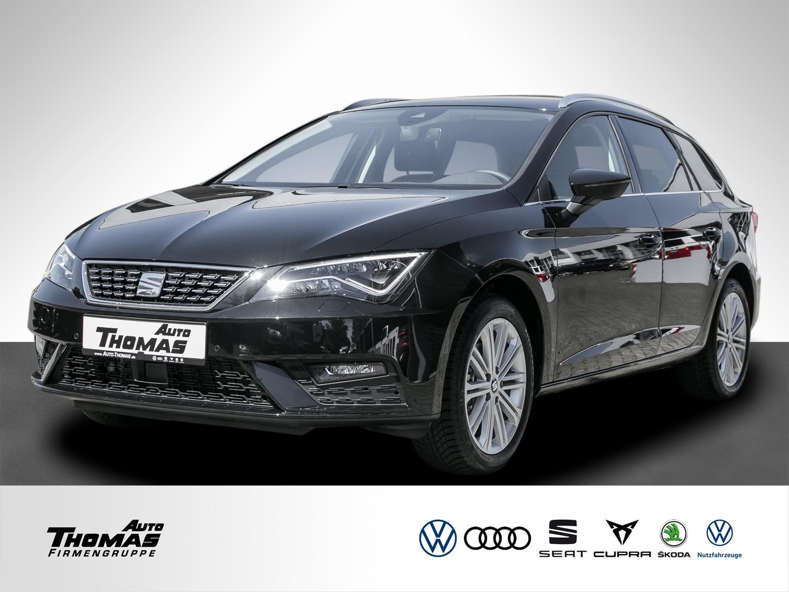 Seat Leon Sportstourer Xcellence 1.5 TSI NAVI+LED+KAMERA, Jahr 2020, Benzin