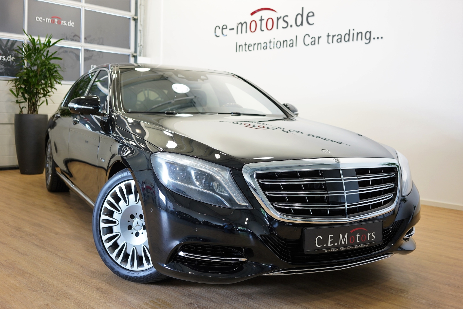 Mercedes-Benz S 600 Maybach BRABUS *First-Class-Fond*HEAD-UP*, Jahr 2015, Benzin