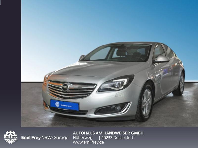 Opel Insignia 1.6 ECOTEC DI Turbo Aut.,Sitzheizung,GJR, Jahr 2014, Benzin