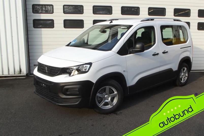 Peugeot Rifter - auch online kaufen -, Jahr 2019, Benzin