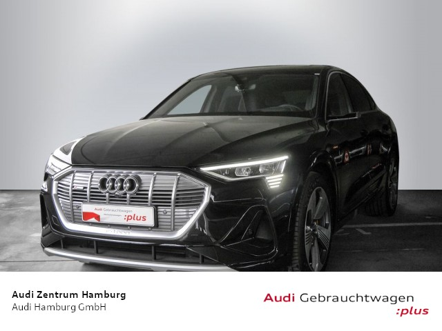 Audi e-tron Sportback 55 S line quattro PANO MATRIX HEAD-UP, Jahr 2021, Elektro