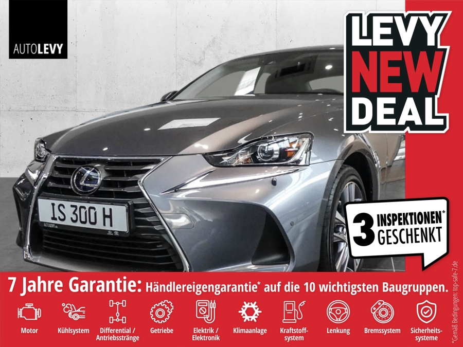 Lexus IS 300h Executive Line *Premium Navigation*Leder, Jahr 2019, Hybrid