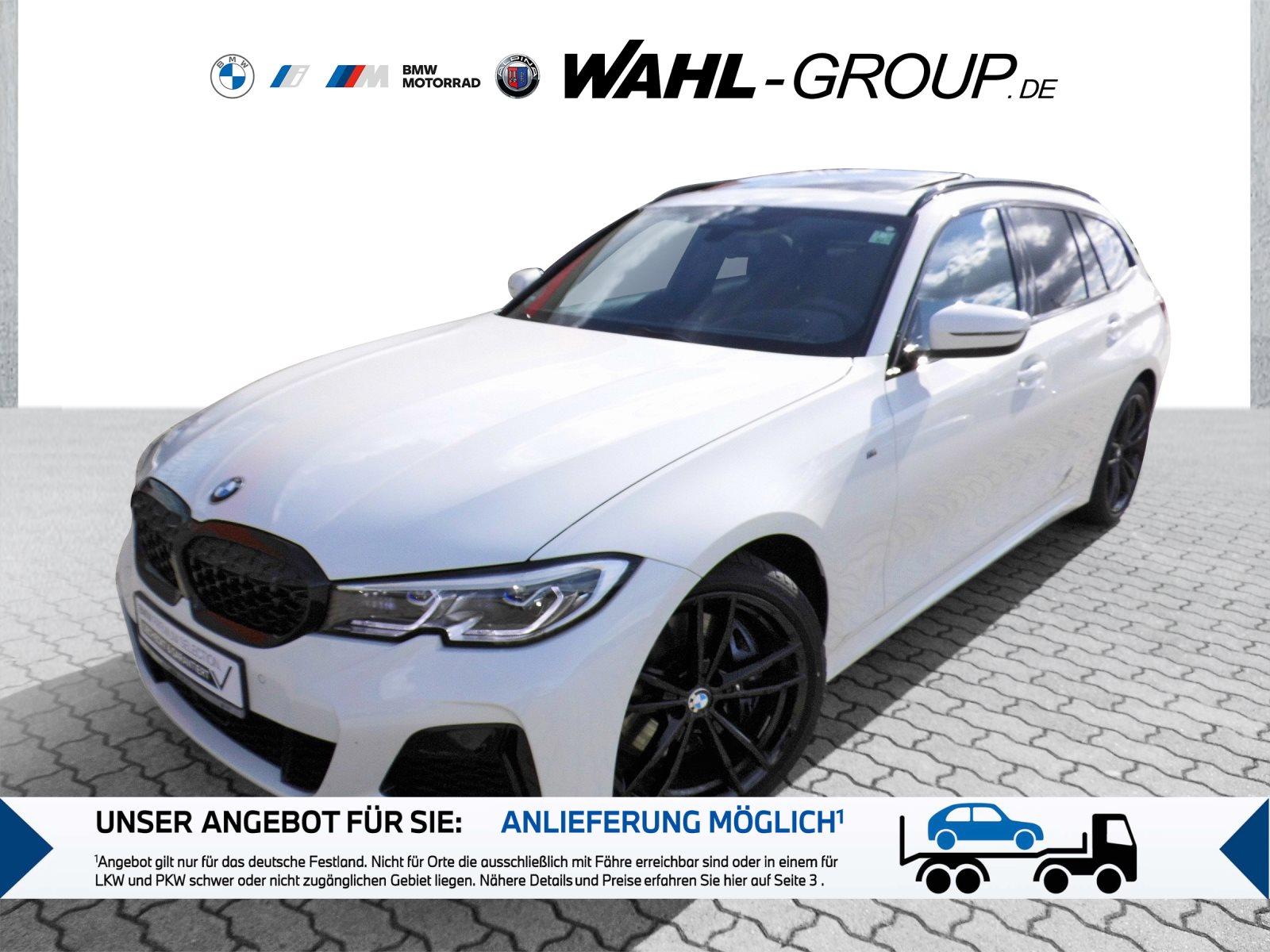 BMW M340d xDrive Touring   Head-Up Standhzg., Jahr 2020, Hybrid_Diesel