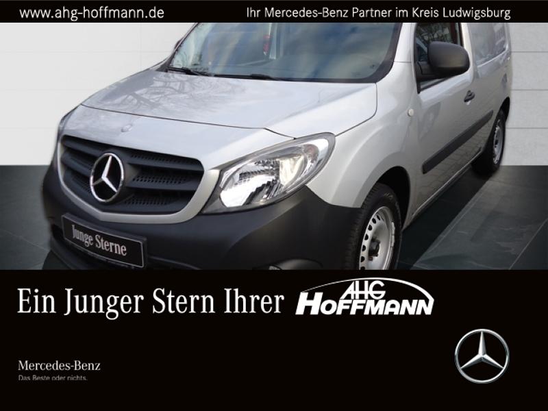 Mercedes-Benz Citan 111 CDI KA L Holz+ZV+180°+eFh+eAsp+RadioCD, Jahr 2015, Diesel