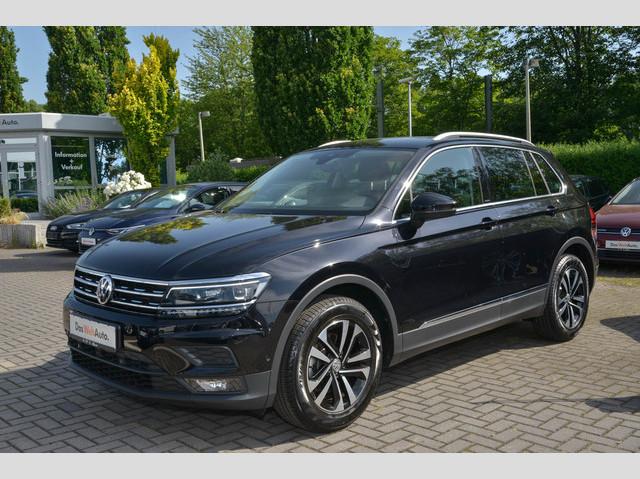 Volkswagen Tiguan IQ DRIVE 1.5 TSI DSG Navi LED Parklenk ACC Kamera AppConnect 3 Jahre Anschlussgarantie, Jahr 2020, Benzin