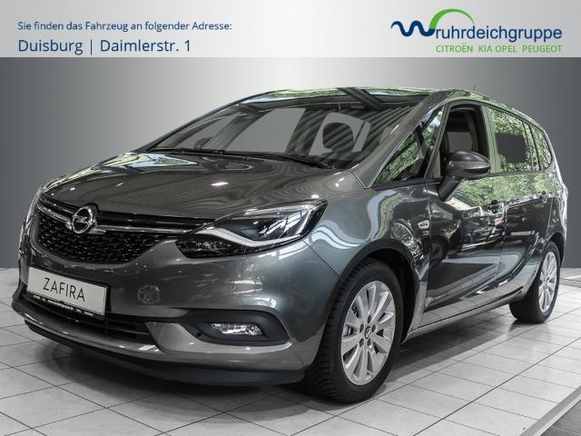 Opel Zafira 120 1.6 Navi+SHZ+Allwetter+Panoramadach, Jahr 2019, Benzin