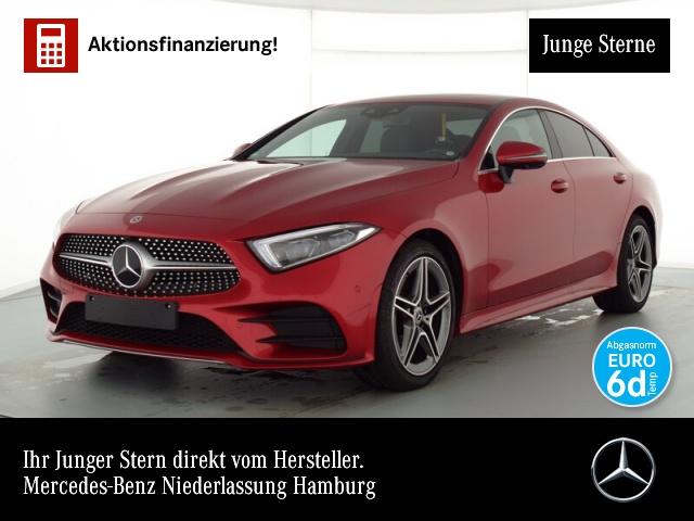 Mercedes-Benz CLS 220 d AMG DISTRONIC MULTIBEAM SHD 360°, Jahr 2019, Diesel