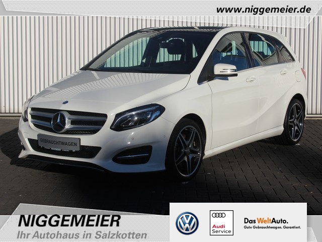Mercedes-Benz B 250 Urban PANORAMA+KAMERA+LED+NAVI+BLUETOOTH, Jahr 2015, Benzin