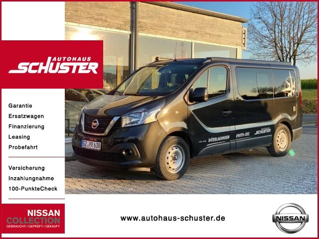 Nissan NV300 Camper Michelangelo AHK Markise 145PS, Jahr 2019, Diesel