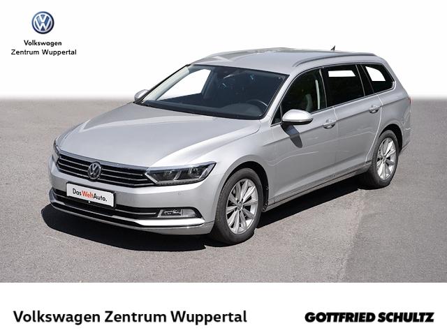Volkswagen Passat Var. 2,0 TDI Highline DSG LED NAVI VC SHZ PDC, Jahr 2018, Diesel