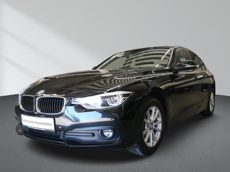 BMW 316d Advantage Aut. Navi Business Sportsitze PDC, Jahr 2017, Diesel