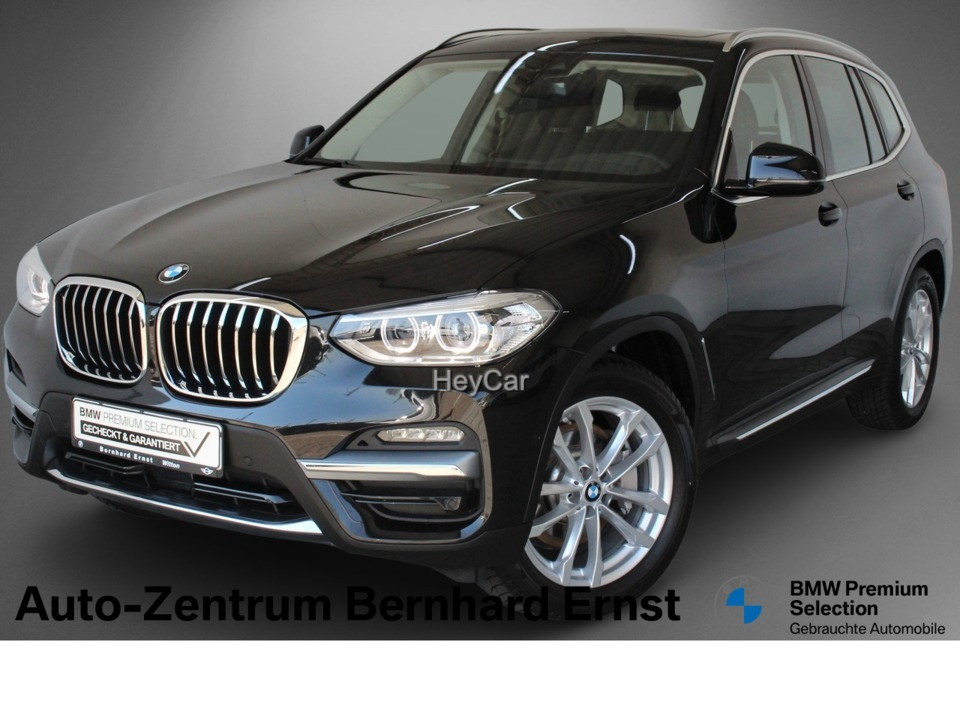 BMW X3 xDrive30d Luxury Line AHK HeadUp Pano LCP, Jahr 2020, Diesel